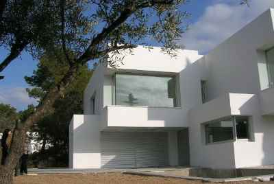 House on Maresme Coast in Spain with swimming pool